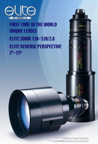 Elite Reverse Perspective Lens